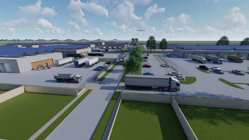 Industrial Urban Land For Sale | Arad - Commission 0%