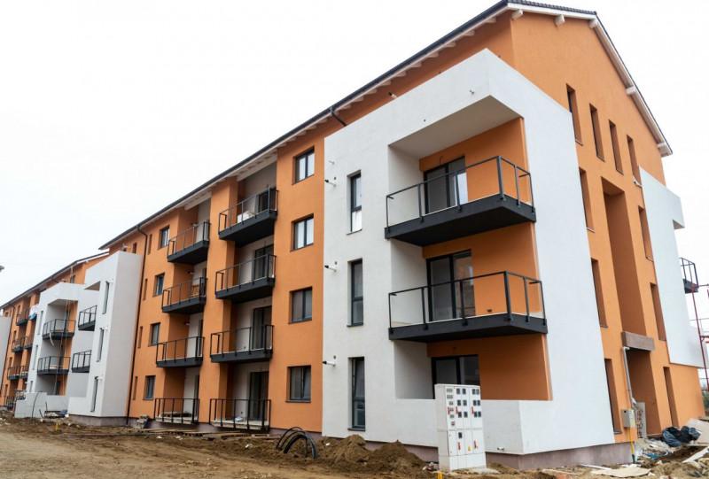 Apartament cu 2 Camere, Giroc - Complex Kantara